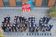 Élu Service Client de l'Année 2016  LDLC.com grand gagnant !