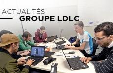 L'École LDLC démarre ses travaux d'aménagement !
