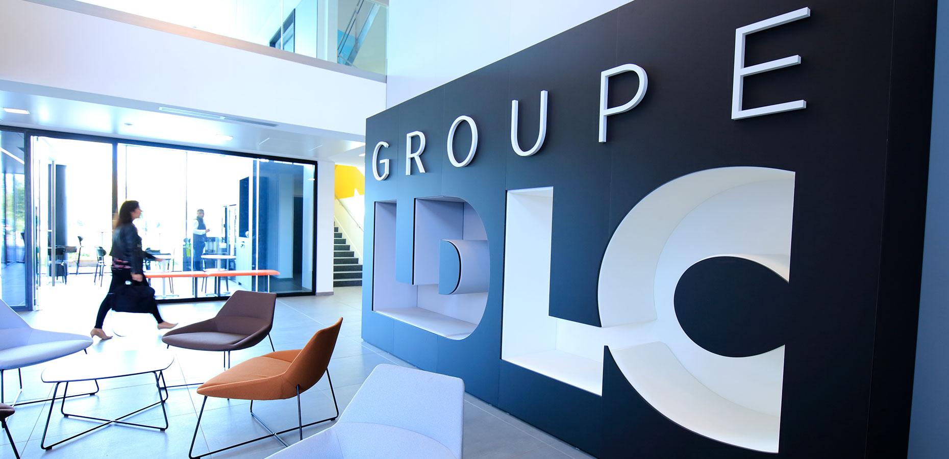 siège social groupe LDLC