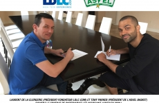 LDLC.com, Partenaire Majeur de l'ASVEL Basket jusqu'en 2020 !