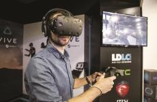 LDLC.com déploie la réalité virtuelle  dans 12 nouvelles boutiques !