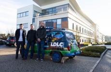 Le Groupe LDLC de nouveau au départ du 4L Trophy !