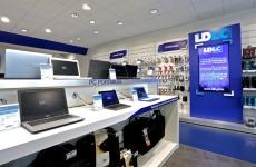 LDLC.com a ouvert deux nouveaux magasins pendant l'été