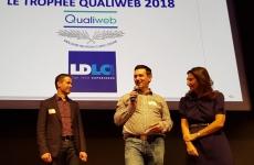 Relation client – Qualiweb 2018 : LDLC.com, champion toutes catégories !