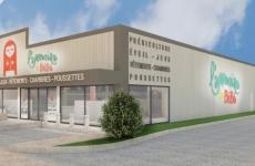 L'Armoire de Bébé ouvre son 1er magasin en périphérie de Lyon !