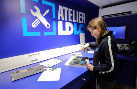 LDLC lève le rideau d'un nouveau magasin à Besançon le 4 décembre prochain !