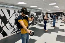 LDLC VR EXPERIENCE : Le Groupe LDLC ouvre une salle dédiée à la réalité virtuelle à Dardilly (69)